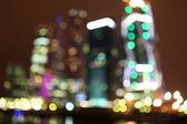 City night light — Stock Photo