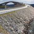 Storseisundet Bridge on the Atlantic Road in Norway — Stock Photo #37706343