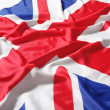 UK, British flag, Union Jack — Stock Photo #37706345