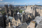 Edinburgh in Scotland, UK — Stock Photo