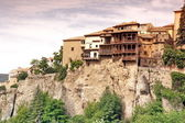 General view of Cuenca town in the morning — Stock Photo