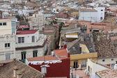 Roof of Valencia, Spain — Stock Photo