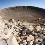 Meteor impact crater Winslow Arizona USA — Stock Photo #38764051