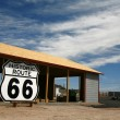 Route 66 Roadsign, USA — Stock Photo #38764213