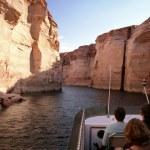 Glen Canyon, Lake Powell, Arizona , USA — Stock Photo #38764367