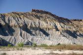 Montaña de roca y arena, utah, estados unidos — Foto de Stock