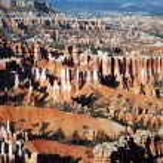 Bryce Canyon Hoodoos, Utah, USA — Stock Photo #39089355