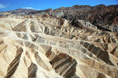 Zabriskie Point — Stock fotografie