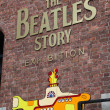 Stock Photo: Beatles Story