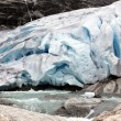 Stock Photo: jostedalsbreen national park
