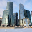 Постер, плакат: Skyscrapers City