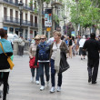 Shopping in Barcelona — Foto de stock #40219597