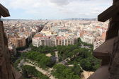 Panorama of Barcelona. Spain — Stock Photo