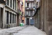 バルセロナの街 — ストック写真