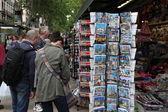 Compras em barcelona — Fotografia Stock
