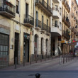 Stock Photo: Streets of Tarragona, Spain