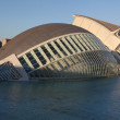 City of arts and sciences, Valencia, Spain — Stock Photo