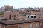 Roofs of Tarragona, Spain — Stock Photo