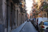 Streets of Tarragona, Spain — Stock Photo