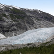 Jostedalsbreen National Park, Norway — Stock Photo #40659725