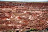Painted desert — Foto Stock