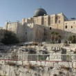 Al AqsMosque in Jerusalem — Stock Photo #41091689