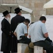 Stock Photo: Jewish near Western Wall