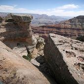 The Grand canyon — Stock Photo