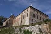 Akershus Fortress located near Oslo Fjord — Stock Photo