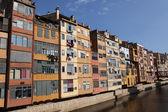 Jewish quarter in Girona, Catalonia, Spain — Stock Photo