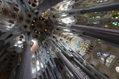 La sagrada familia à barcelone — Photo