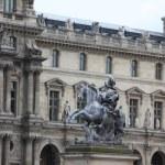 Постер, плакат: Statue of Louis XIV