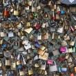 Famous Pont des arts — Stock Photo