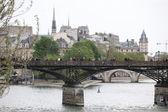 Pont des Arts bridge — Stock Photo