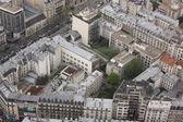 Architecture of Paris — Stock Photo