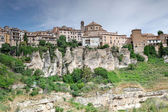 Cuenca town — Stock Photo
