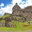 Edinburgh Castle , Scotland, UK — Stock Photo