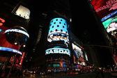 NEW YORK CITY - Times Square — ストック写真