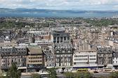 Edinburgh in Scotland, UK — Stock Photo