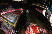 NEW YORK CITY - Times Square — Stock fotografie