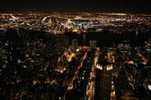 Nighttime in New York — Stock Photo