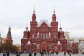 красная площадь в москве, россия — Стоковое фото