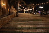Night Tel Aviv — Stock Photo