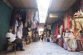 Old market Jerusalm — Stock Photo