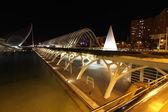 Valencia complex City of Arts and Sciences — Stock Photo