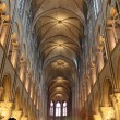 Notre Dame cathedral, Paris — Stock Photo #46674709