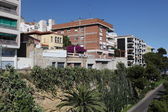 Buildind of Tarragona, Spain — Stock Photo