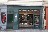 Shopfront in a Paris — Stock Photo