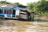 Poverty in Tonle Sap — Stockfoto
