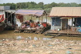 Poverty in Tonle Sap — Photo